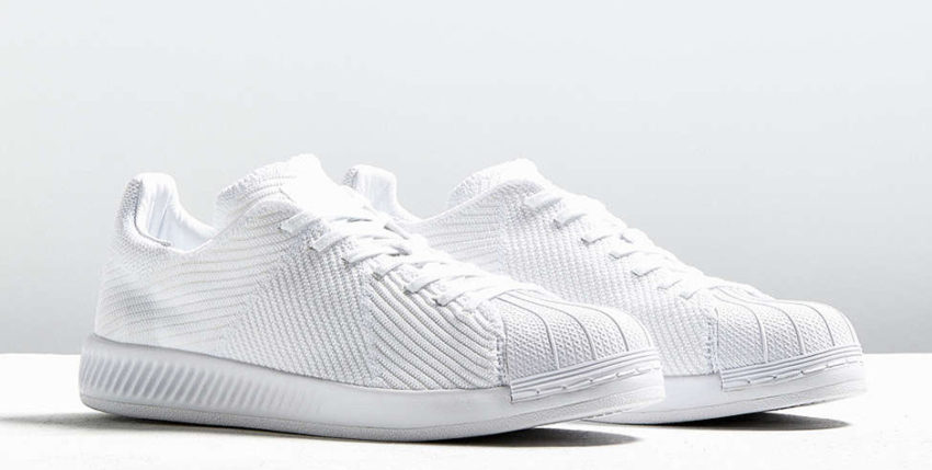 Adidas Superstar Bounce Primeknit – Triple White