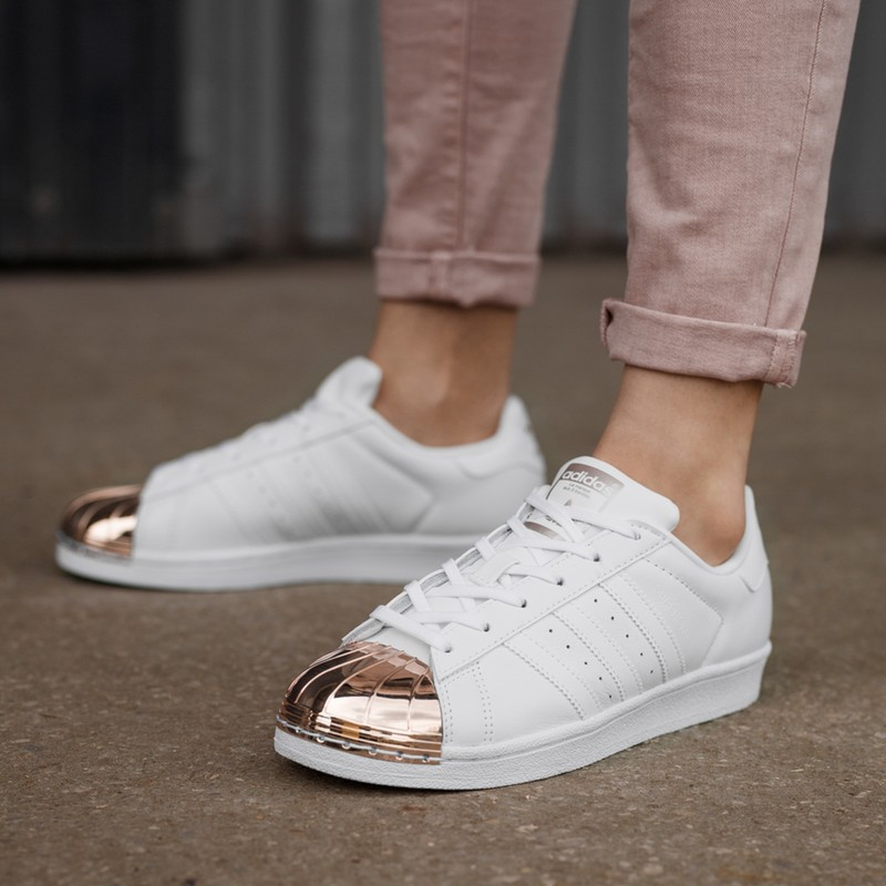 adidas Superstar Metal Toe – Sneakersy adidas Superstar