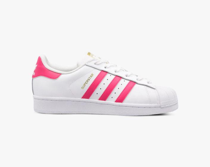 adidas Superstar w różowej odsłonie